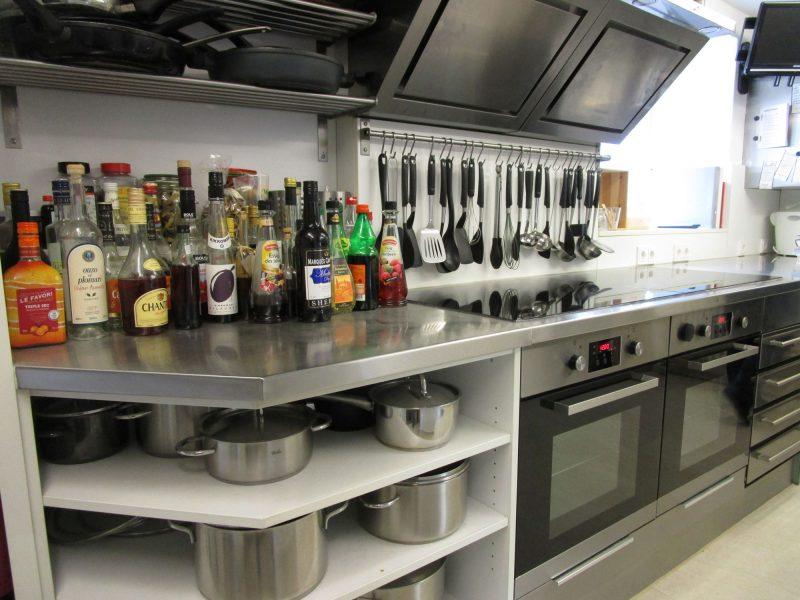 Die Bacchus Küche